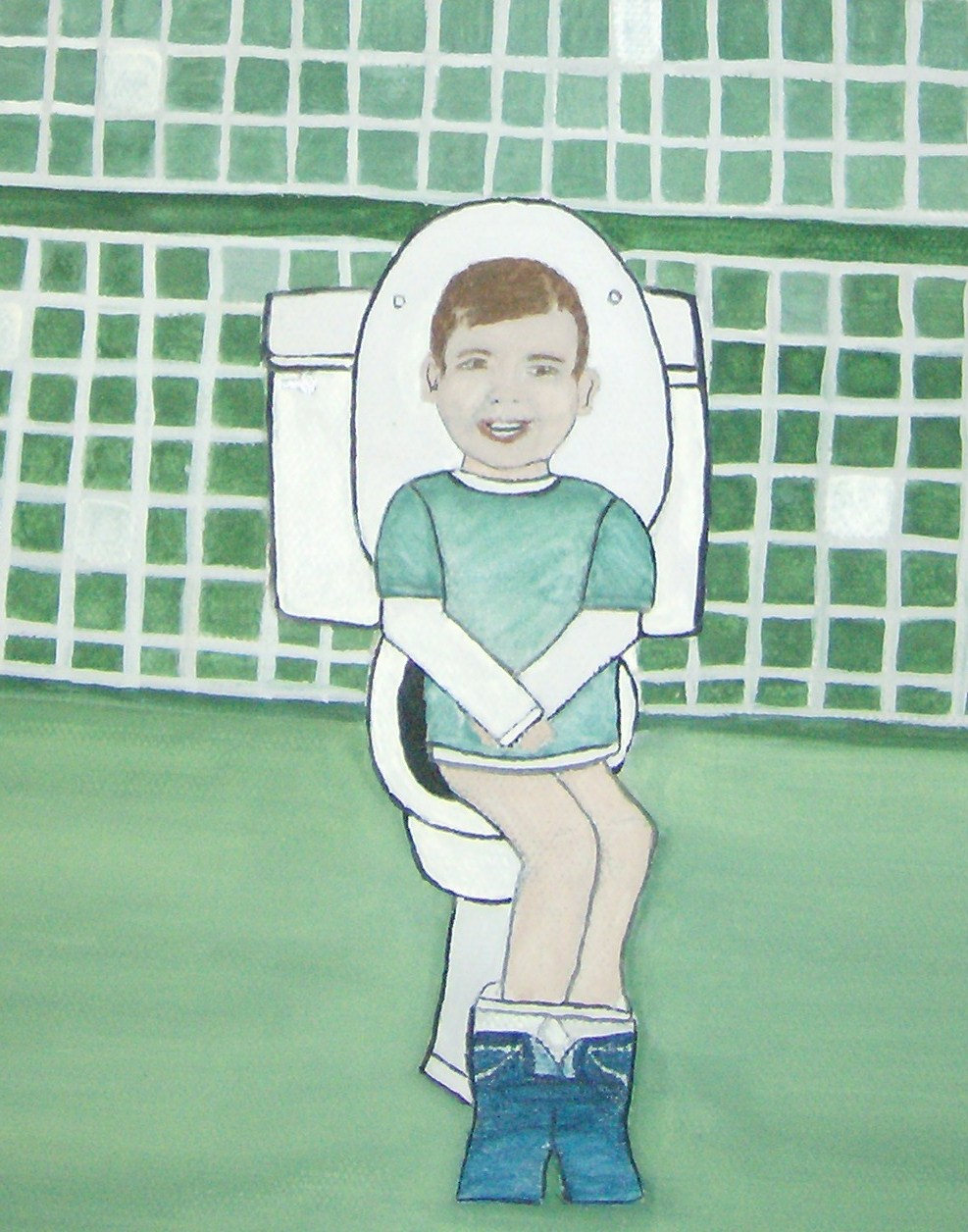 Raymond Potty Training