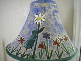 Lampshade side 2